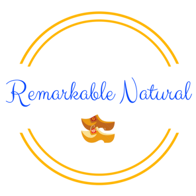 remarkable natural logo